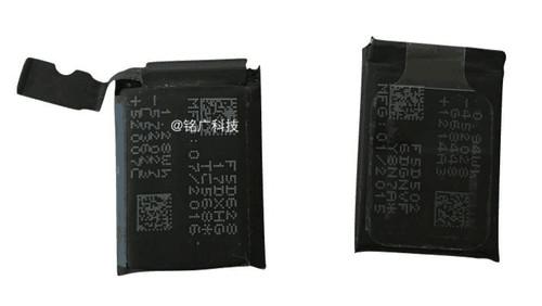 Apple watch 2定了个小目标:电池容量增加36%