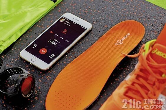 压感智能鞋垫提供ANT+和低功耗蓝牙无线连接 帮助跑者改善跑姿