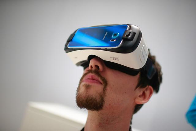 VR是三星一场新的战争:要在VR领域称王
