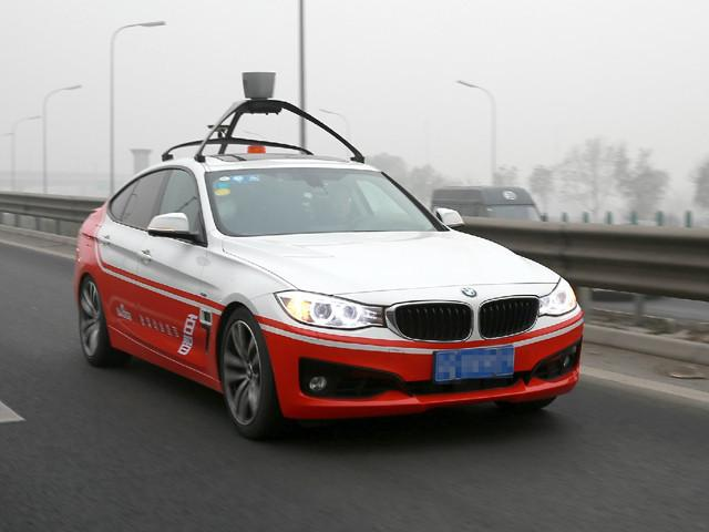 百度无人驾驶汽车2018年上路,单车成本上百万