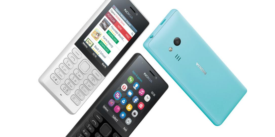 出乎意料:微软发布最新款诺基亚功能手机