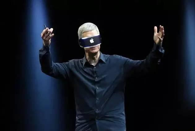 未雨绸缪:苹果进军VR界的底牌