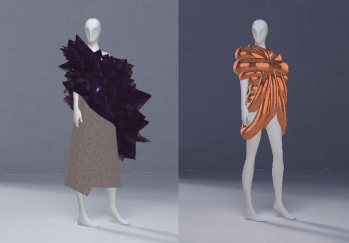 谷歌AI能设计服装?画风清奇有点辣眼睛