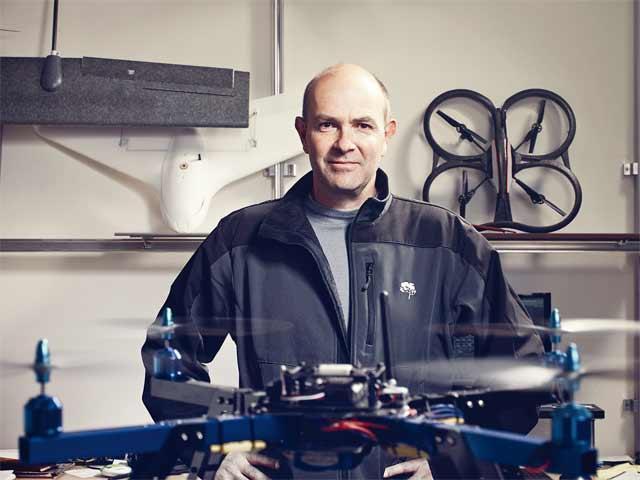 为什么美国最厉害的无人机公司都败给了大疆?