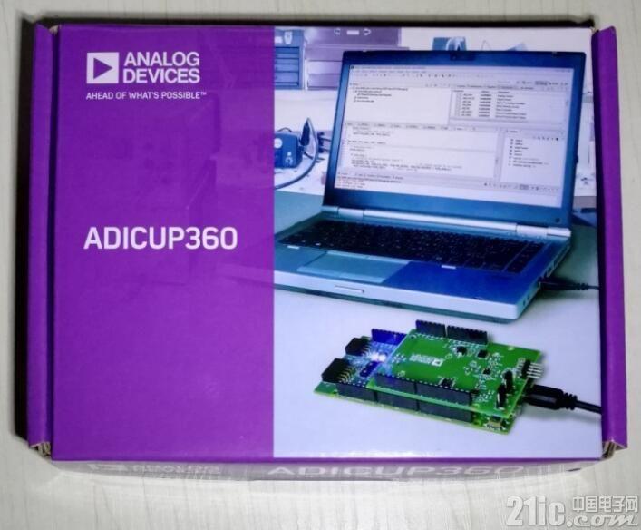 模拟信号一站式解决――ADI CUP360评测