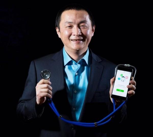 国外媒体评春雨医生创始人张锐的辞世 中国创业者太难了