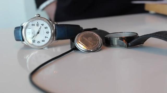 Chronos:让你的普通机械表秒变智能手表