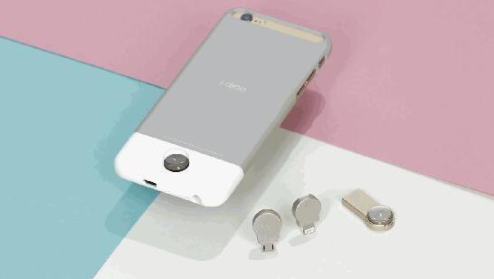 iPhone存储空间小,加个手机壳试试