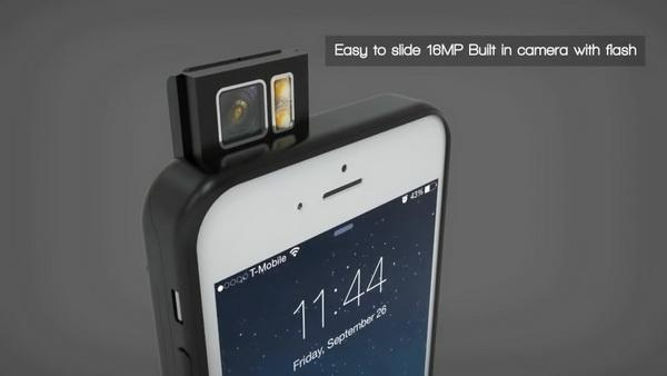 oZoKase:让你的iPhone拥有1600万像素镜头