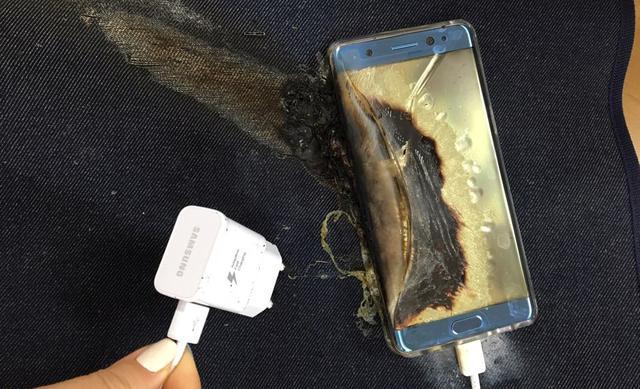 Note 7爆炸之谜,三星12月将公布调查结果