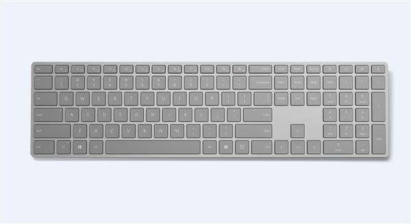 只要1176元!一年不用换电池的微软鼠标+键盘带回家...