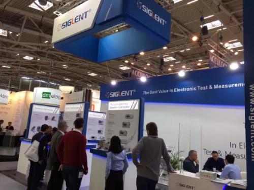 鼎阳科技盛装亮相慕尼黑电子展 中国制造走向世界