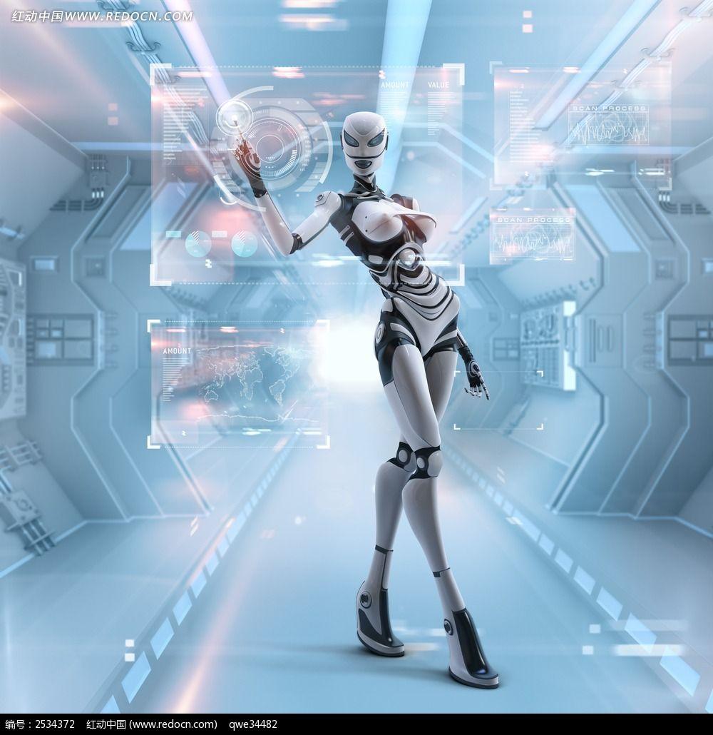 一款全新芯片能计算机器人应该移动的路线