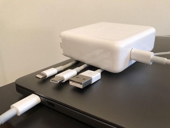 苹果使用USB-C接口真是为了卖配件赚钱吗?