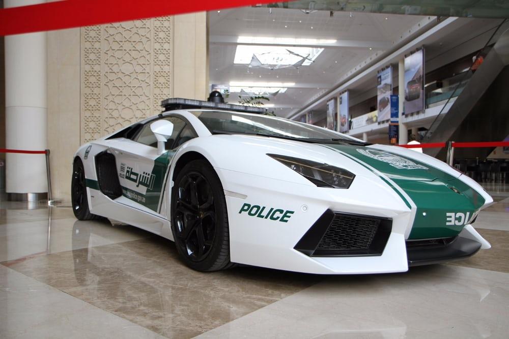 现实版疑犯追踪:迪拜警方用人工智能预测犯罪