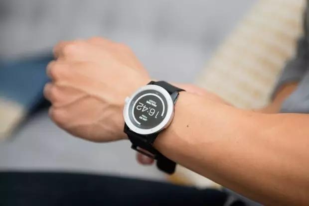 靠体温来充电?这样的手表你值得拥有!