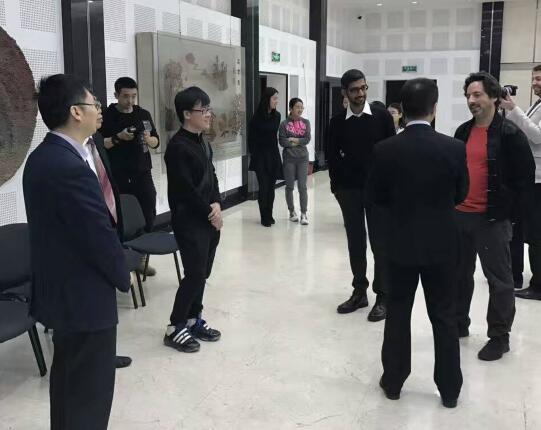 谷歌创始人布林低调访华 AlphaGo与柯洁大战明年上演?