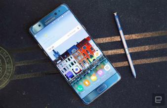三星note 7含恨落幕!来看看Galaxy S8的配置能否拯救三星手机?