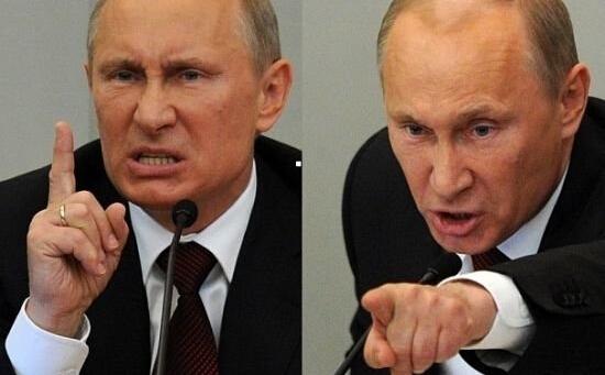 美国指责俄罗斯黑客操纵大选 普京发飙怒怼