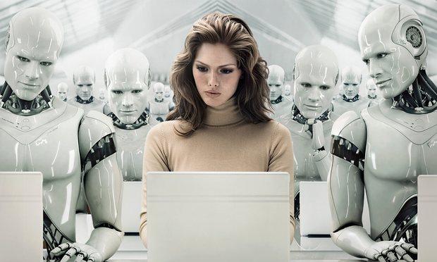 机器人替代77%工作岗位?现在真做不到....