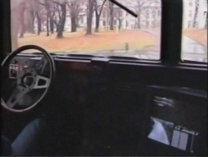 你知道吗?30年前就已经有自动驾驶汽车