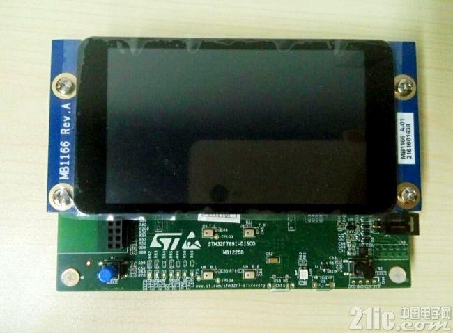 不断挑战,极致体验—STM32F769I-DISCO评测(硬件详解篇)