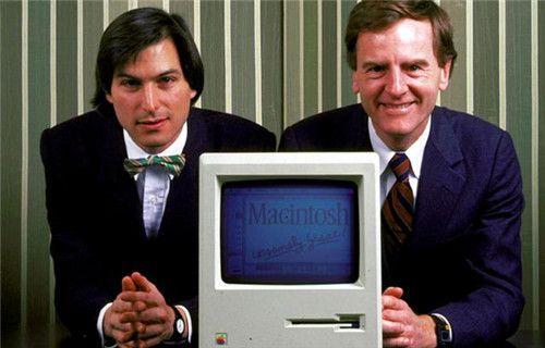 1986年苹果就已拟定了中国计划,虽然乔布斯已被赶走