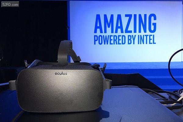 英特尔VR产品发布会,华硕游戏本+Oculus Rift全套展现沉浸式虚拟世界