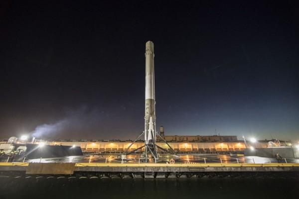 SpaceX本月发射任务将不展开回收尝试