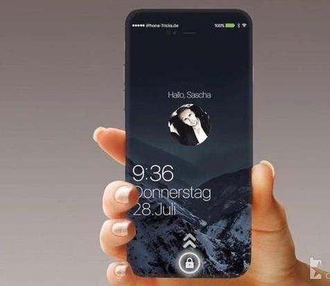 全面屏iPhone或已经在路上,苹果再曝新专利