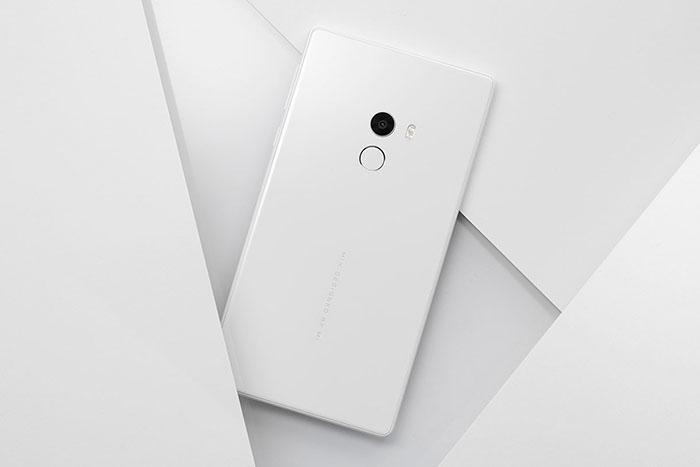 小米在CES 2017发布白色版MIX,进军美国市场能成功么?