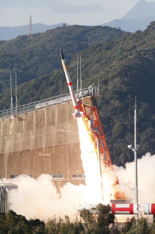 日本试射世界最小型运载火箭失败:坠入太平洋