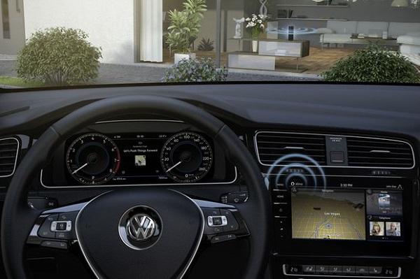 大众汽车将搭载亚马逊 Alexa | CES 2017