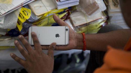 苹果将与印度政府官员商讨在当地生产iPhone