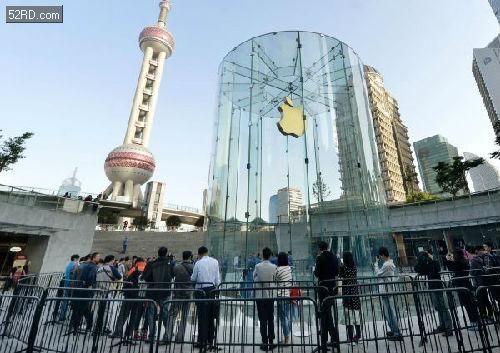 苹果正式进军韩国,将在韩国开设零售店