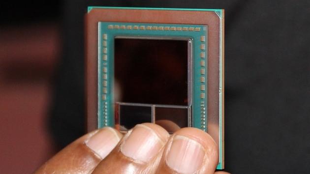 AMD Vega芯片竟然这么大:HBM2显存恐怖