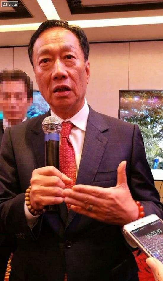 富士康在广州610亿投资背后的野心