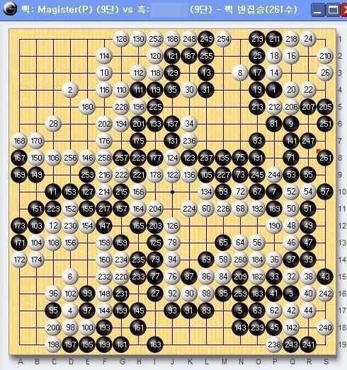 AlphaGo愈发强大 近日三次战胜柯洁