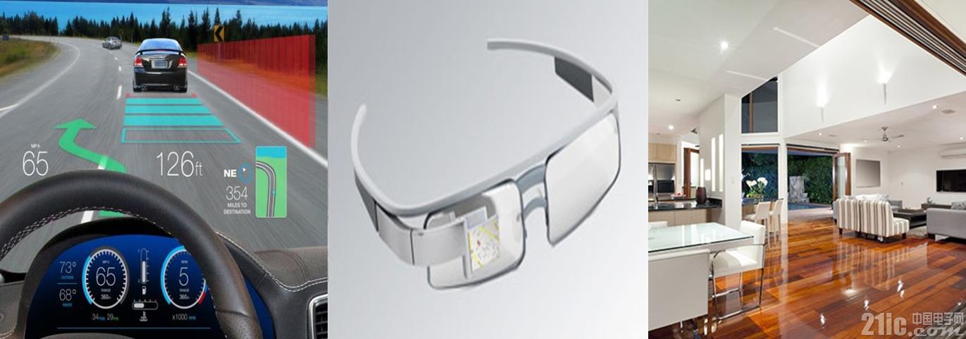 针对电子设备中基于MEMS显示的三项预测
