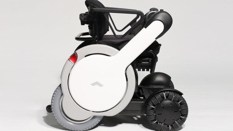 【CES2017】Whill全地形轮椅亮相CES 轻松驾驭崎岖路况