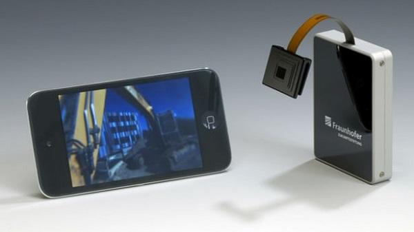 受昆虫复眼启发:研究人员制造了一款仅2毫米厚的超薄摄像头