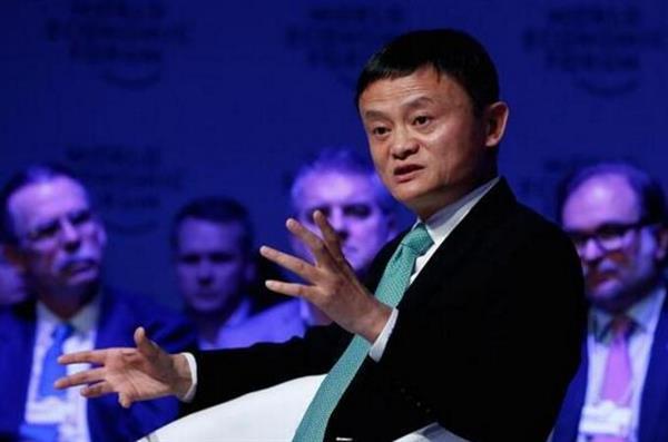 """马云谈与亚马逊不同:阿里不是""""中国版""""亚马逊"""