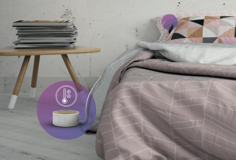 起床困难户注意了!这里有可编程的水冷枕头让你自然清醒