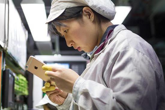 富士康拟在深圳为苹果新建工厂,配套苹果中国研发中心