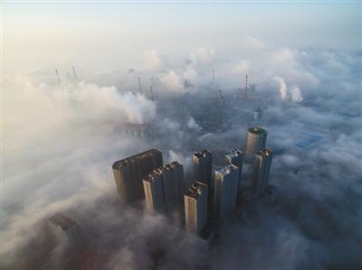 要治霾先溯源,多地政府出动无人机监测雾霾源头