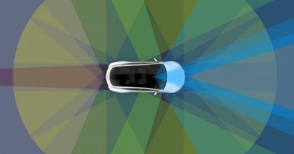 特斯拉最新固件为配备HW2硬件车型启动更多自动辅助驾驶功能
