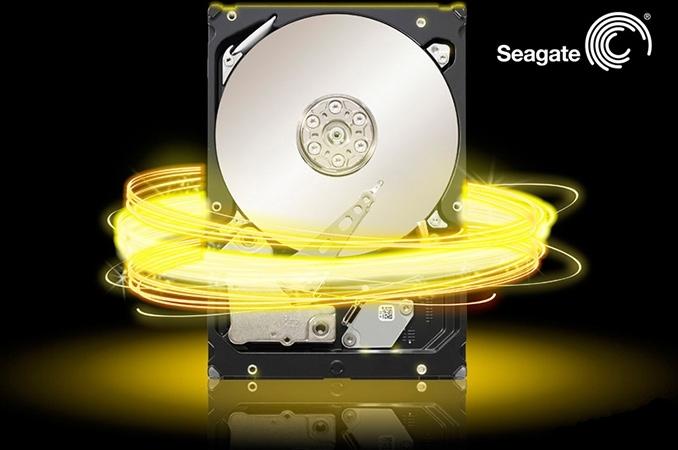 希捷发布新款企业级硬盘:容量仅2TB