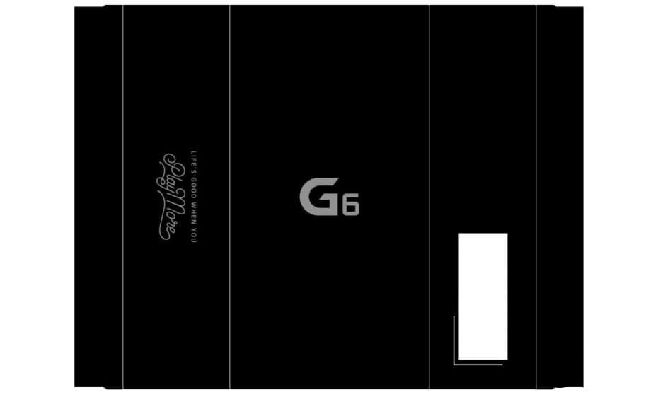 LG G6新旗舰 骁龙821 全金属 3月开卖