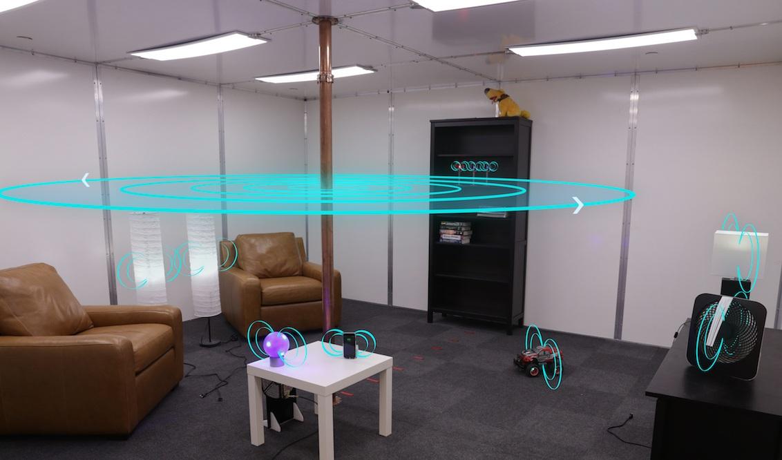 让充电像 Wi-Fi 一样自由,迪士尼展示无线供电房间