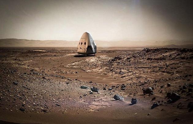 登陆火星计划推迟!SpaceX:希望2020年达成目标